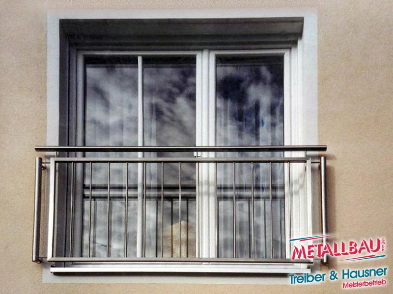 Metallbau Treiber Hausner Franzosische Balkone Etagenwohnung