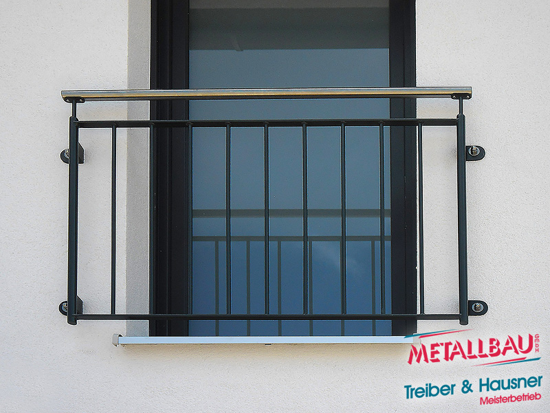 metallbau treiber hausner franz sische balkone etagenwohnung balkon luftig luft. Black Bedroom Furniture Sets. Home Design Ideas